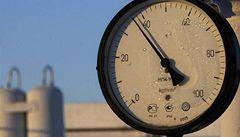 Gazprom dál snižuje dodávky plynu do Běloruska, už o 60 procent